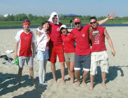 Команда Команда Н натурнире Brest Spring Beach Hat 2009 (Микс дивизион, 4/7)