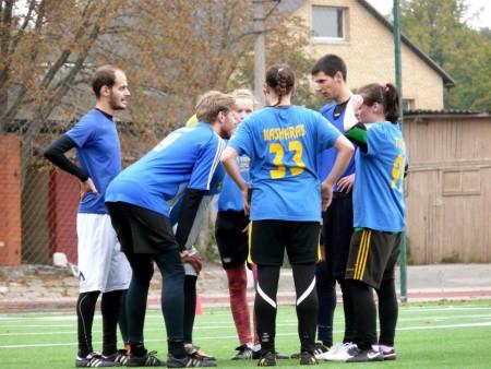 Команда Double Z натурнире Чемпионат Балтии 2013 (МД, 5/9)