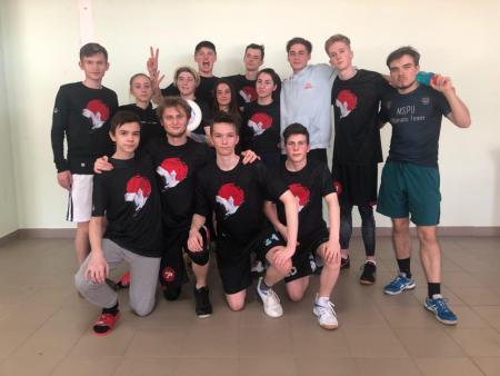 Команда Санрайз натурнире DISCOVERY-2021.STUDENT (МД, 10/20)