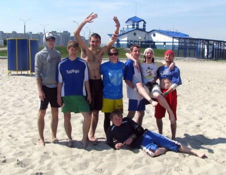 Команда Команда П натурнире Brest Spring Beach Hat 2009 (Микс дивизион, 1/7)