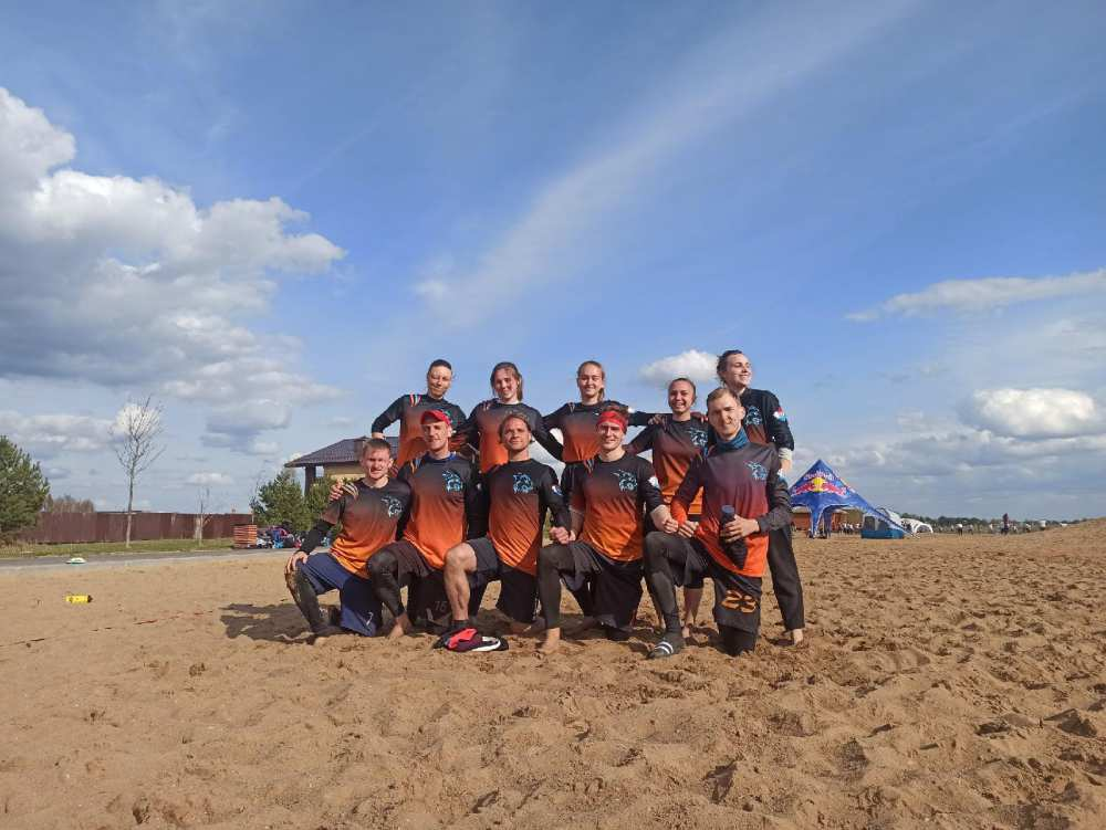 Команда Самарские Рыси натурнире ESCAPE | ZAVIDOVO 2021 (МД, 8/13)