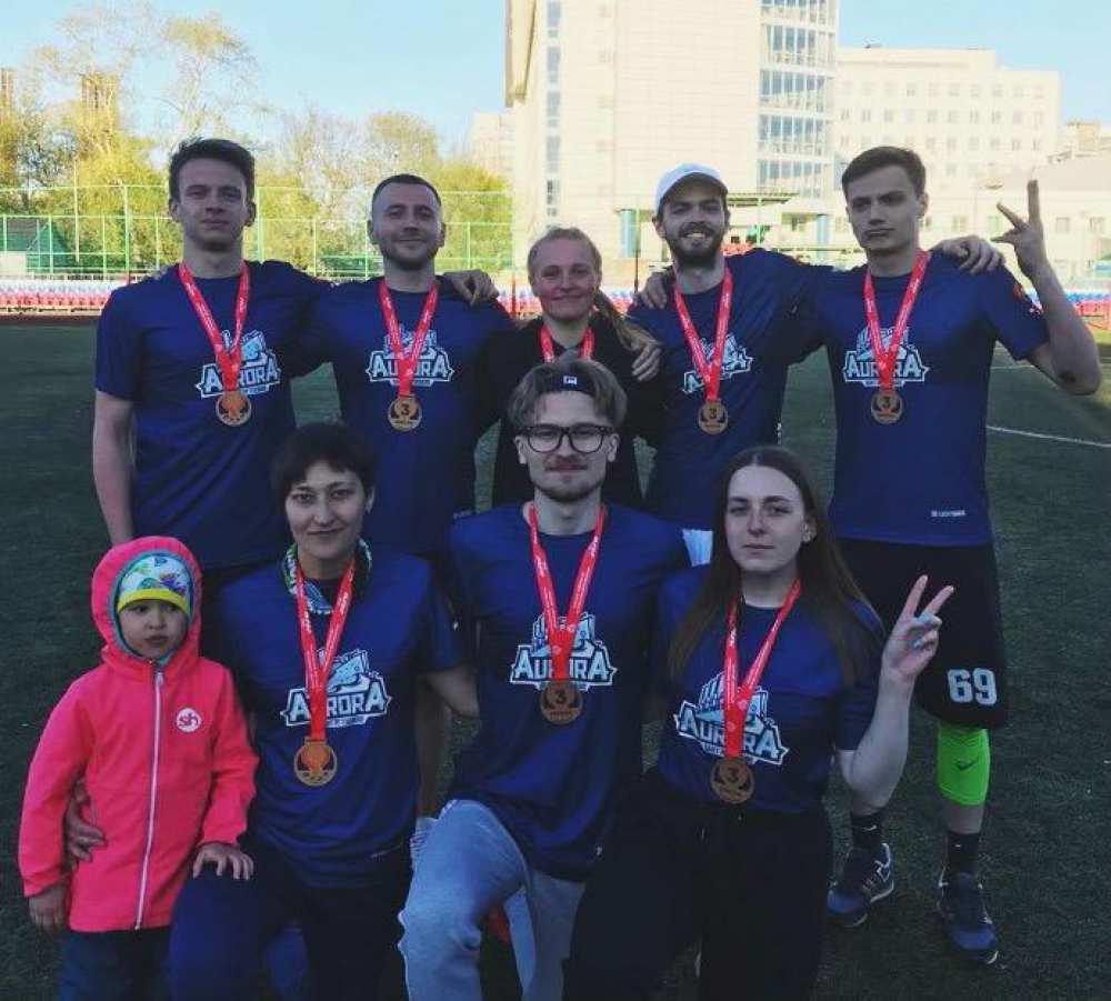 Команда Аврора натурнире МФЛД 2021 (Дивизион 1, 3/10)