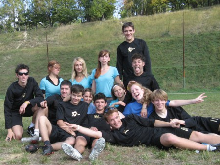 Команда Жиголо натурнире ОЧУ 2006 (ОД, 1/5)