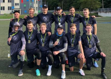 Команда Salaspils WT натурнире BUC 2021 (ОД, 1/4)