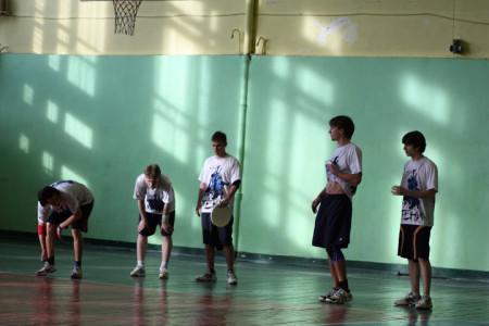 Команда Тени натурнире Мартовские игры 2009 (ОД, 2/13)