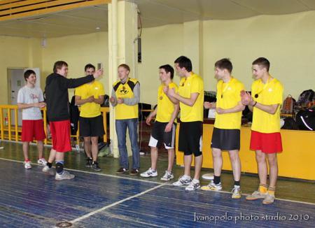 Команда ОксиДискО натурнире Мартовские Игры 2010 (ОД, 1/9)