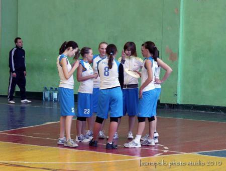 Команда Молодые натурнире Мартовские Игры 2010 (ОД, 8/9)