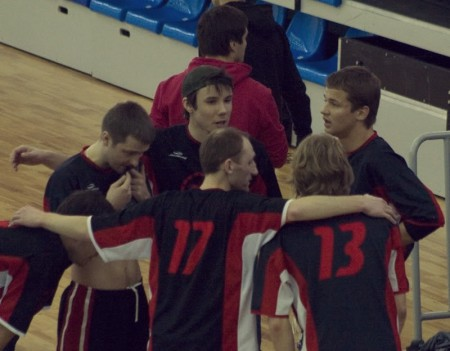 Команда Хардкор Алтимат натурнире Лорд Новгород 2009 (ОД, 6/23)