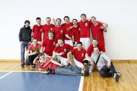 Команда Долгорукие натурнире Лорд Новгород 2009 (ОД, 7/23)