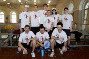 Команда ЮПитер-2 натурнире Лорд Новгород 2009 (ОД, 19/23)