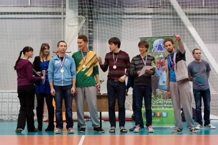 Команда Лаки Грасс натурнире Конституционный слет 2013 (ОД, 3/14)