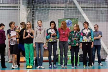 Команда Ре:Диски натурнире Конституционный слет 2013 (ЖД, 1/8)