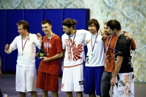 Команда Важные салфетки натурнире Рождественский турнир 2013 (ОД, 2/19)