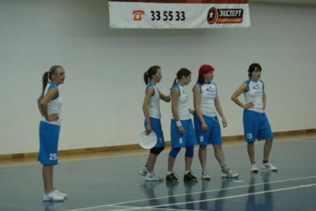 Команда Молодые натурнире Лорд Новгород 2009 (ЖД, 4/13)