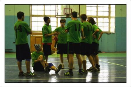 Команда Лаки Грасс натурнире Рождественский турнир 2008 (ОД, 6/13)
