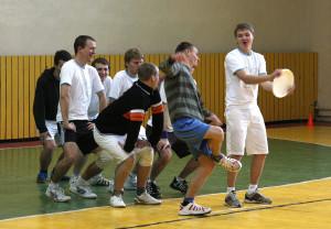 Команда x3 натурнире Зальный турнир в Бресте 2008 (ОД, 4/10)