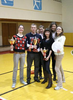 Команда Патруль натурнире Зальный турнир в Бресте 2008 (ОД, 6/10)