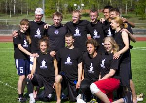Команда Ассасины натурнире МФЛД 2011 (1 дивизион, 4/12)