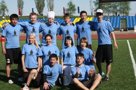Команда ООО Баранки МНУ натурнире МФЛД 2011 (2 дивизион, 1/12)