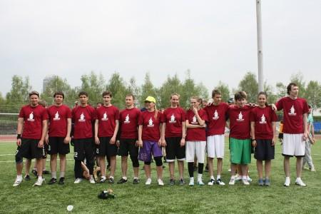 Команда ООО КомукокОс натурнире МФЛД 2011 (2 дивизион, 2/12)