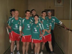 Команда Гринс натурнире Зальный турнир в Бресте 2008 (ОД, 9/10)