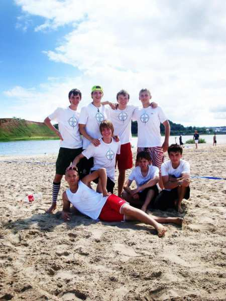 Команда Рокетс натурнире ПЧР 2011 (ОД, 7/12)