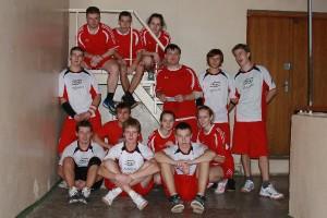 Команда Рамонкi натурнире Зальный турнир в Бресте 2008 (ОД, 10/10)