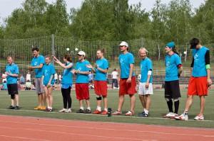 Команда Медленный толстый лори натурнире МФЛД 2009 (1 дивизион, 1/12)