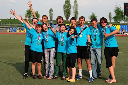 Команда Бодрячком натурнире МФЛД 2009 (2 дивизион, 1/12)