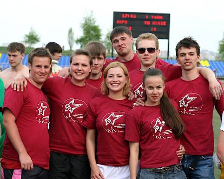 Команда Red Label натурнире МФЛД 2009 (2 дивизион, 5/12)