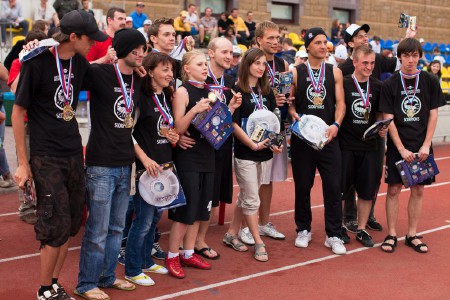 Команда Scorpions натурнире МФЛД 2010 (1 дивизион, 1/12)