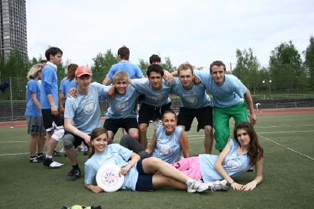 Команда GEM натурнире МФЛД 2010 (2 дивизион, 7/12)