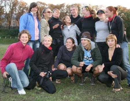 Команда Дикi Кралi натурнире ОЧУ 2008 (ОД, 14/15)