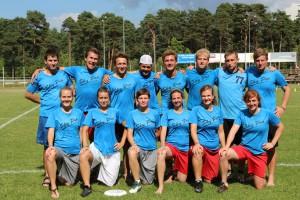 Команда Скай Про натурнире Mixed Madness 2013 (Микс дивизион, 7/9)