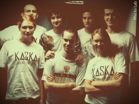 Команда Белые натурнире Каска 2013 (Микс дивизион, 15/16)
