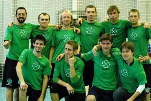 Команда Лаки Грасс натурнире Конституционный слет 2008 (1 дивизион, 4/12)