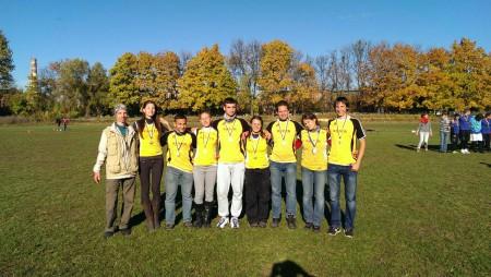 Команда Охота натурнире МиксЧУ 2013 (Микс дивизион, 3/6)