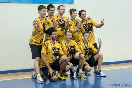 Команда ОксиДискО натурнире Лорд Новгород 2014 (ОД, 2/29)