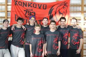 Команда Mustangs натурнире Лорд Новгород 2014 (ОД, 23/29)
