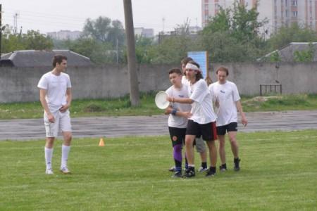 Команда СкайЛайн натурнире Брест без границ 2008 (ОД, 6/11)