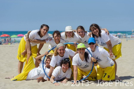 Команда UEI натурнире ECBU 2013 (WM, 4/4)