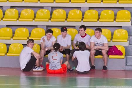 Команда Пламбір натурнире Капялюш 2014 (Микс дивизион, 4/6)