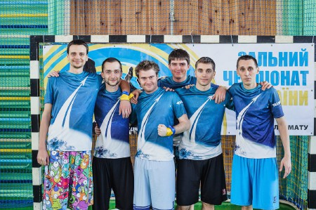 Команда Ракеты натурнире ЗЧУ 2014 (ОД, 6/10)