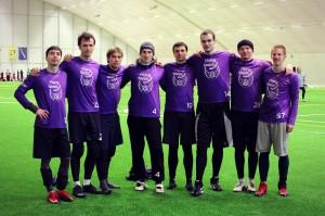 Команда Флаинг Степс натурнире Kick in de Kok 2014 (ОД, 6/15)