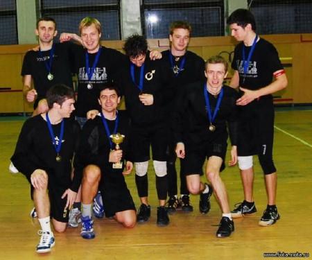 Команда Жиголо натурнире Минск 2008 (ОД, 2/12)