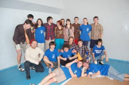 Команда Спинин натурнире Минск 2008 (ОД, 5/12)