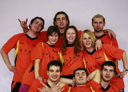 Команда Анклав натурнире Минск 2008 (ОД, 7/12)