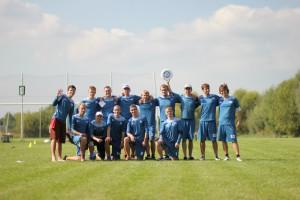 Команда Нижний Новгород натурнире ОЧР 2014 (ОД, 6/11)