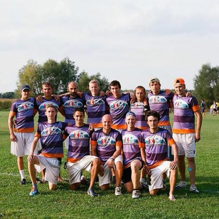 Команда К175 натурнире ОЧР 2014 (ОД, 8/11)