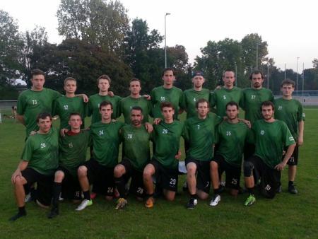 Команда Sieben Schwaben натурнире EUCF 2014 (ОД, 12/24)